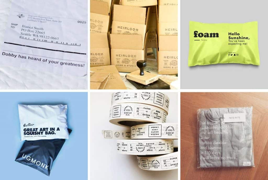 Branded Packaging Experience - Other Ideas